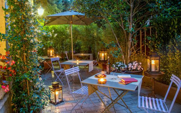 Italia Roma – Hotel Panama Garden 4* desde 63,00 ? Roma Italia en Voyage Prive por 63.00 EUR€