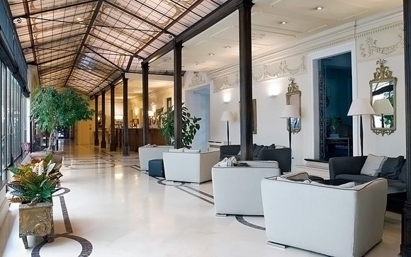 Italia Florencia – Hotel NH Anglo American 4* desde 69,00 ? Florencia Italia en Voyage Prive por 69.00 EUR€