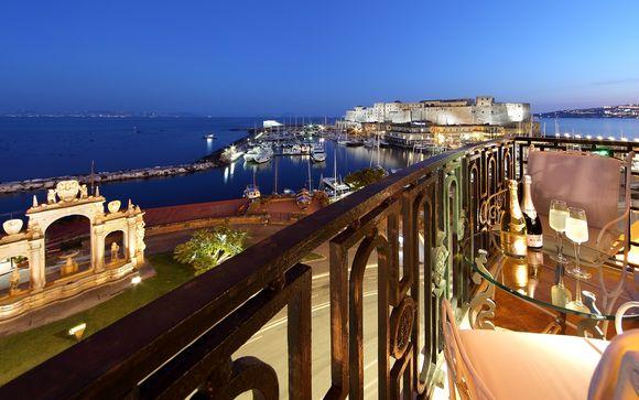 Eurostars Hotel Excelsior 4*