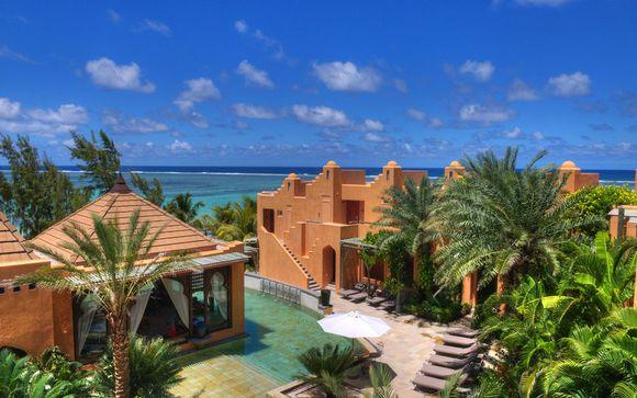 Mauricio Belle Mare - La Palmeraie Resort &amp Spa 4* desde 1.589,00 ? con Voyage Prive en Belle Mare Mauricio