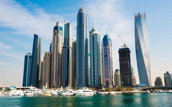 Dubái y Mauricio te esperan