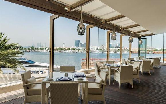 Emiratos Árabes Unidos Dubái Sheraton Creek Hotel Towers 5* desde 607,00 €
