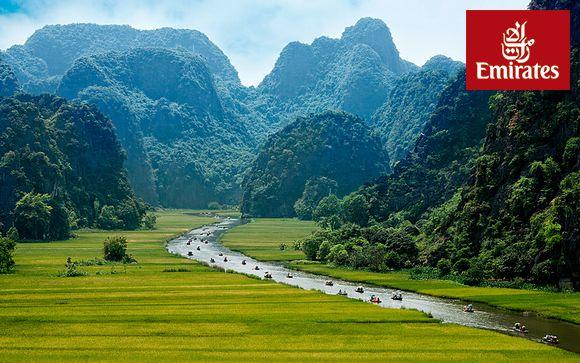 Vietnam Ho Chi Minh Viaje al corazón de Indochina desde 3.446,00 €