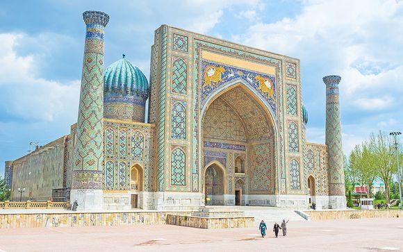 Uzbekistán Taskent Uzbekistán Esencial desde 1.507,00 €
