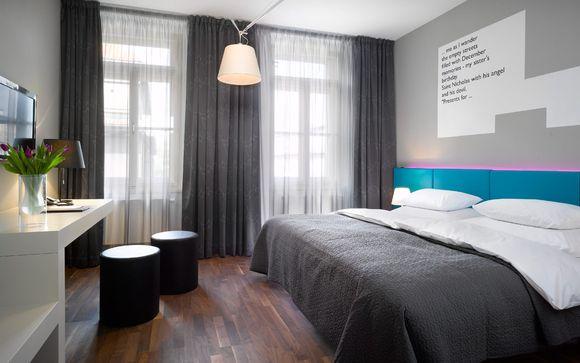 República Checa Praga MOODs Boutique Hotel 4* desde 75,00 €