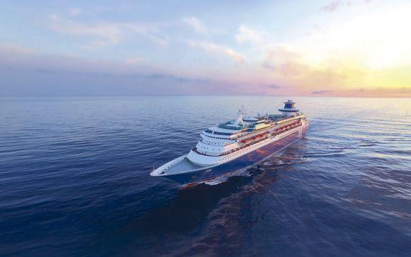 Barcelona  Crucero Brisas del Mediterráneo desde 380,00 €