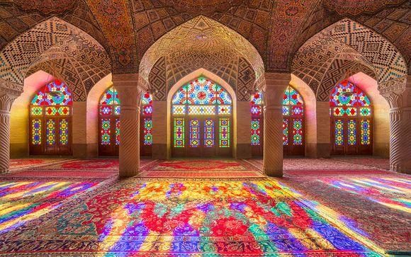 Irán Majestuoso