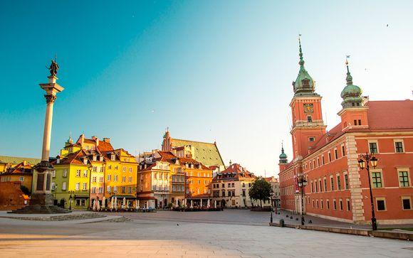 Varsovia te espera