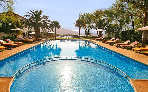 Portugal Funchal - Quinta da Bela Vista 5* desde 450,00 €