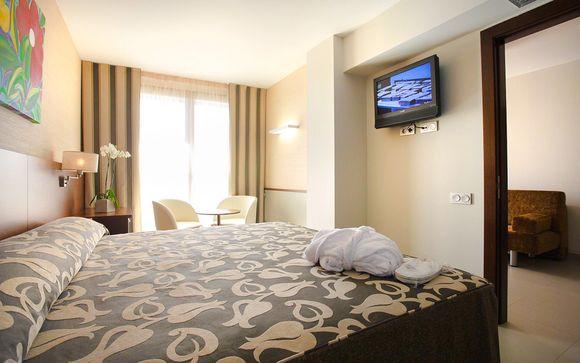 Tu hotel: Hotel & Spa Real Ciudad De Zaragoza 4*