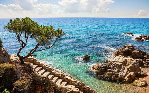 España Platja d'Aro - Hotel Pinar del Mar desde 72,00 €