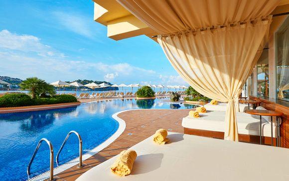 Palma de Mallorca  Iberostar Suites Hotel Jardín del Sol 4* Solo adultos