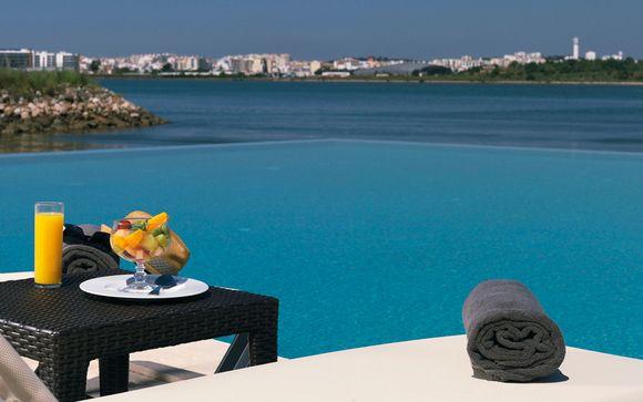 Portugal Ferragudo - Água Hotels Riverside 4* desde 64,00 €