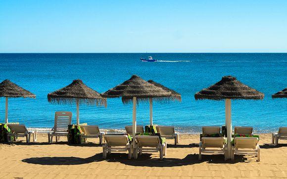 Málaga BQ Andalucía Beach 4*