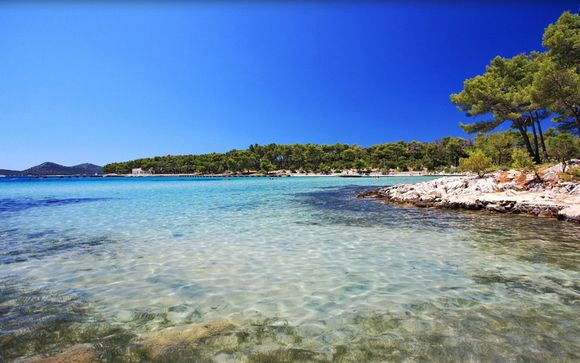 Croacia Biograd na Moru Crvena Luka Apartment desde 265,00 €