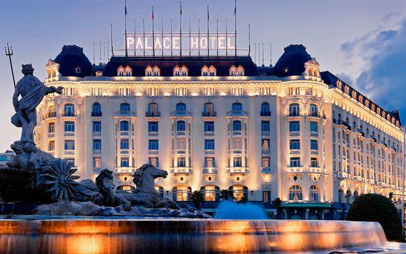 España Madrid - The Westin Palace 5* desde 106,00 €