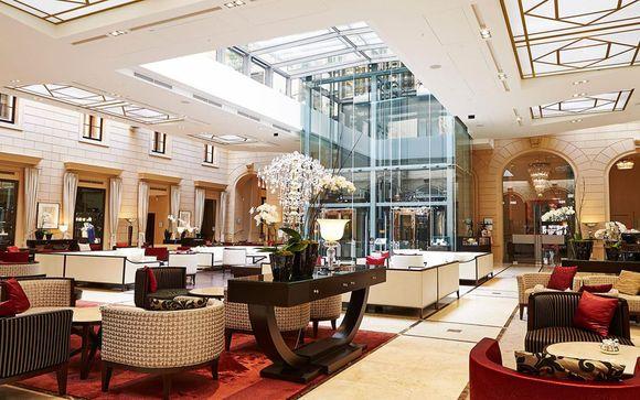 Austria Viena - Hotel Palais Hansen Kempinski 5* desde 288,00 €