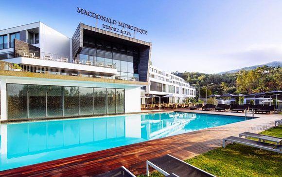 Portugal Monchique - Macdonald Monchique Resort &amp Spa 5* desde 139,00 €