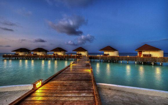 Hotel Voi Maayafushi Resort 4*