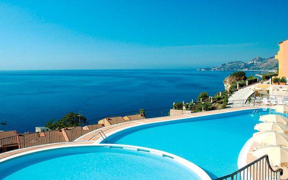 Italia Taormina Capo dei Greci Taormina Coast Hotel SPA 4* desde 147,00 €