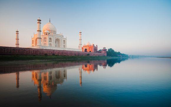 India Delhi - Triángulo Dorado con Mandawa y Varanasi con extension a Punjab desde 1.632,00 €