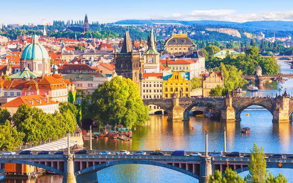 Austria Viena - Ciudades Imperiales: Praga, Budapest y Viena desde 1.081,00 €