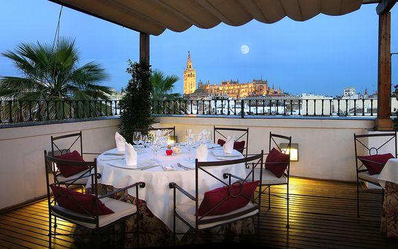 Sevilla - Hotel Vincci La Rábida 4*
