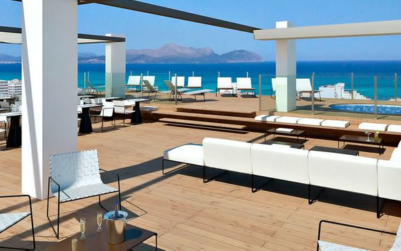Mallorca: Can Picafort - Tonga Tower Design Hotel & Suites 4*