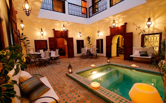Marruecos Marrakech - Riad Dar Elma And Spa desde 69,00 €