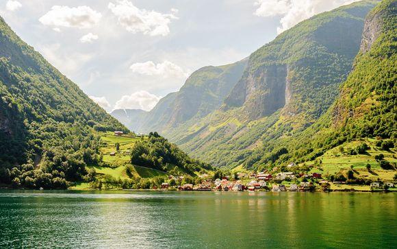 Noruega Stavanger - Fiordos al completo con 1 noche en Oslo desde 1.395,00 €