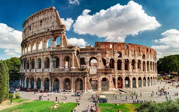 Extensión opcional a Roma