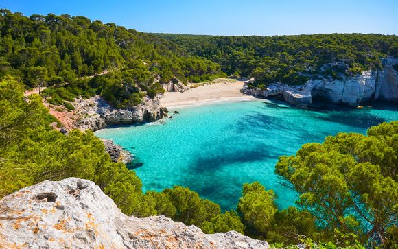 Menorca: Cala Blanca - Cala Blanca Sun Hotel 4*