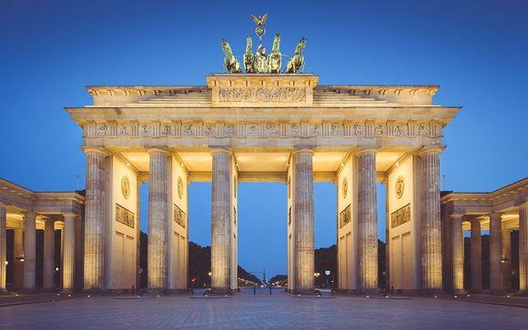 Combinado Berlín y Praga