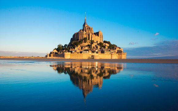 Maravillas de Normandía, Bretaña y Loira con 1 o 3 noches en París