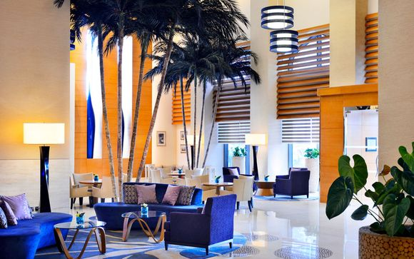 Mövenpick Hotel Jumeirah Beach 5*
