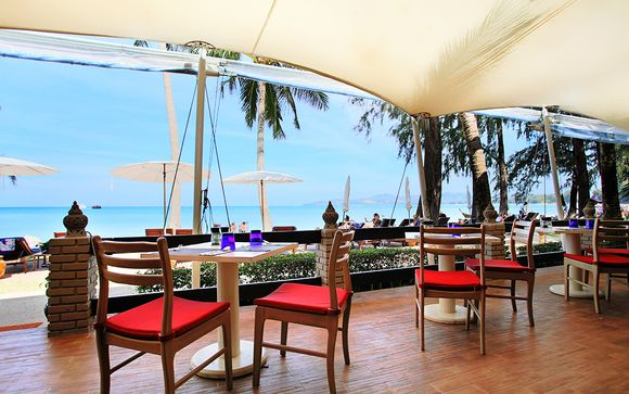 Best Western Premier Hotel Bangtao Beach Resort & Spa 4*