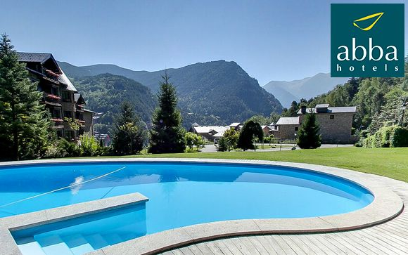 Andorra La Massana - Abba Xalet Suites 4*