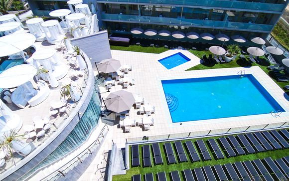 Salou - Aparthotel Four Elements Suites 4*
