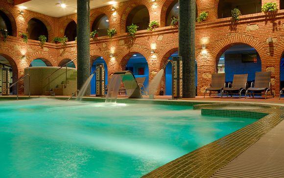 España La Alberca - Hotel Termal Abadía de los Templarios 4* desde 163,00 €