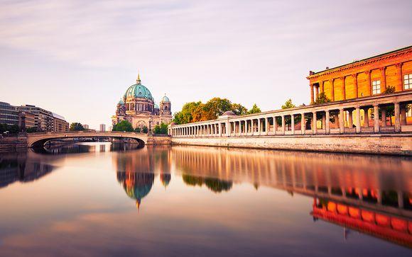 Berlín, Praga, Viena y Budapest
