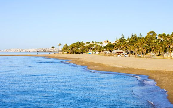 Marbella te espera