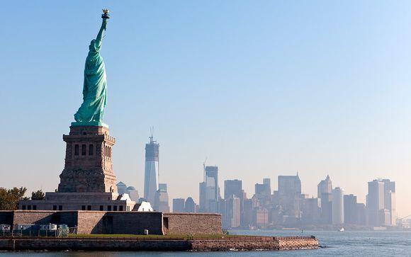 Estados Unidos Nueva York - Millennium Broadway Times Square 4* desde 253,00 €
