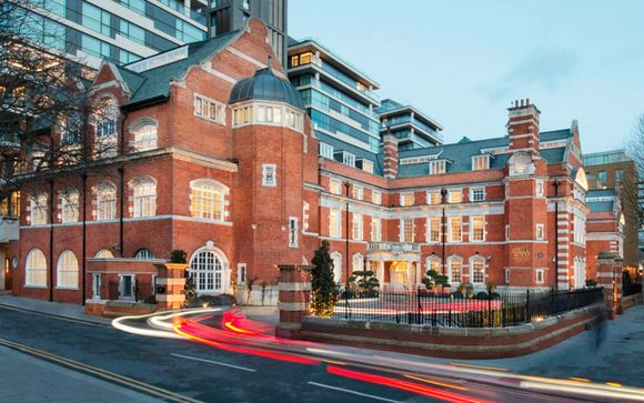 The LaLit London 5*
