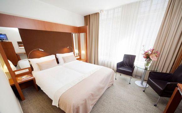 Bilderberg Jan Luyken Hotel 4*