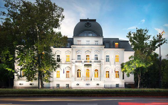 Hungría Budapest - Mirage Medic Hotel 4* desde 75,00 €
