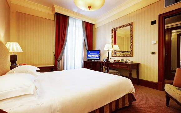 Mercure Palermo Excelsior City 4*