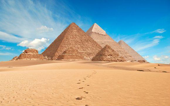 Descubre Egipto con Steigenberger Hotel El Tahrir 4* Sup