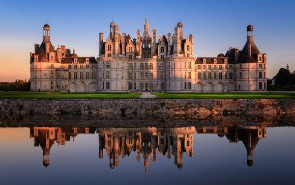 Puente de Octubre en los Castillos del Loira