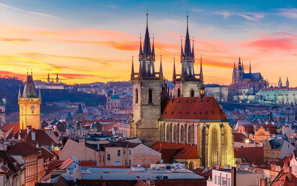 Praga, Viena y Budapest