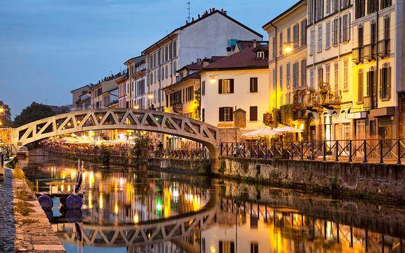 Italia Milán - UNA Hotel Scandinavia 4* desde 40,00 €